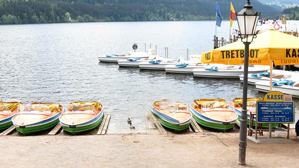 Titisee-lake