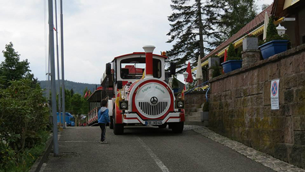Titisee train