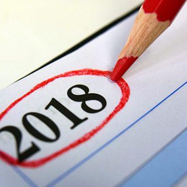 2018 year summary